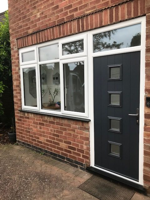 anthracite grey parma solidor with kommerling windows